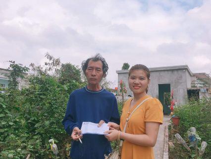 Hoạt động từ thiện tại địa phương các thành viên ACG Việt Nam